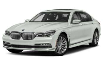 2018 BMW 740Le - Alpine White