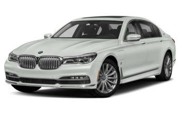 2017 BMW 740Le - Alpine White