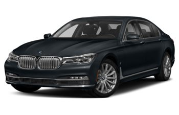 2017 BMW 740Le - Carbon Black Metallic