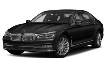 2017 BMW 740Le - Black Sapphire Metallic