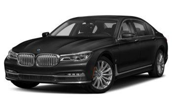 2017 BMW 740Le - Jet Black