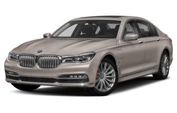 2017 BMW 740Le - Cashmere Silver Metallic