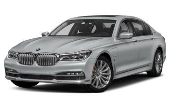 2017 BMW 740Le - Glacier Silver Metallic