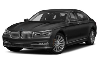 2017 BMW 740Le - Dark Graphite Metallic