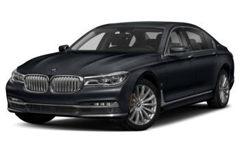 2018 BMW 740Le - Singapore Grey Metallic