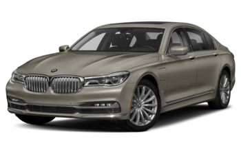 2018 BMW 740Le - Magellan Grey Metallic