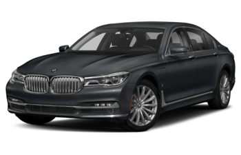 2018 BMW 740Le - Arctic Grey Metallic