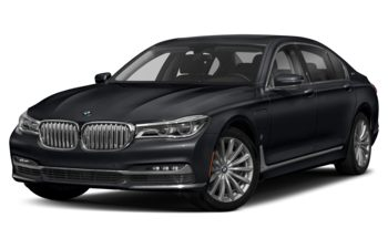 2017 BMW 740Le - Azurite Black Metallic