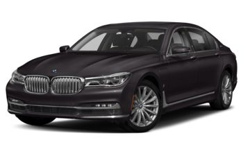 2018 BMW 740Le - Ruby Black Metallic