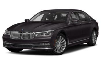 2017 BMW 740Le - Ruby Black Metallic