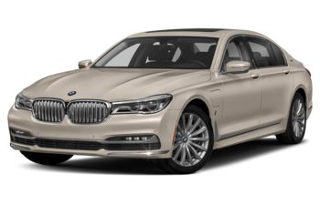 2018 BMW 740Le - Moonstone Metallic