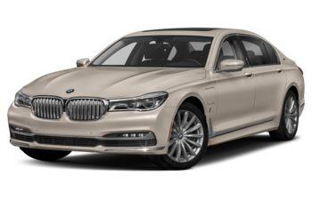 2017 BMW 740Le - Moonstone Metallic