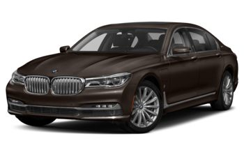 2017 BMW 740Le - Almandine Brown Metallic