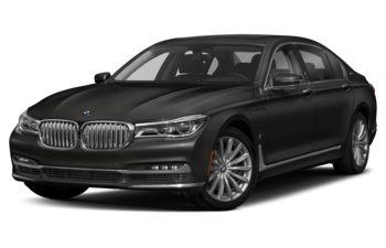 2018 BMW 740Le - Frozen Dark Brown