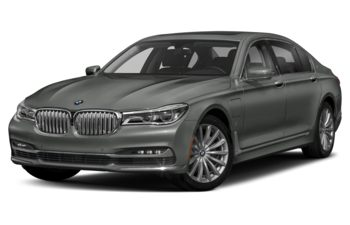 2018 BMW 740Le - Frozen Grey