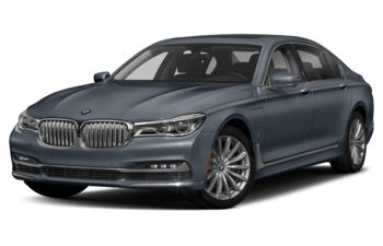 2018 BMW 740Le - Frozen Arctic Grey