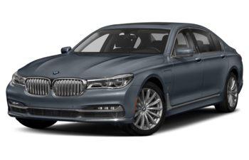2017 BMW 740Le - Frozen Arctic Grey