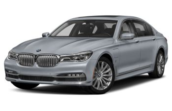 2017 BMW 740Le - Pure Metal Silver