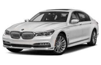 2017 BMW 740Le - Brilliant White Metallic