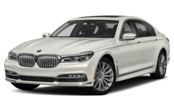 2018 BMW 740Le - Frozen Brilliant White