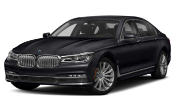 2018 BMW 740Le - Frozen Black