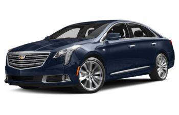 2018 Cadillac XTS - Dark Adriatic Blue Metallic