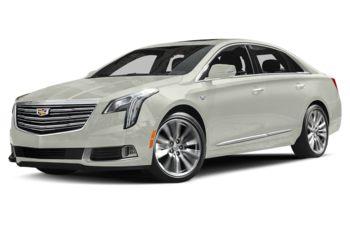 2018 Cadillac XTS - Crystal White Tricoat