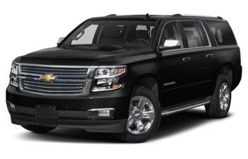 2020 Chevrolet Suburban - Black