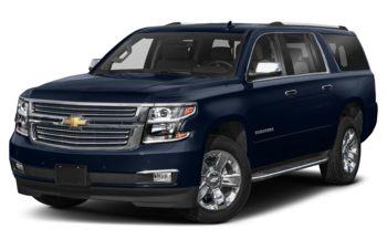 2020 Chevrolet Suburban - Blue Velvet Metallic