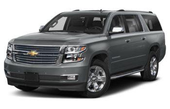 2020 Chevrolet Suburban - Satin Steel Metallic
