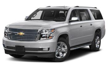 2020 Chevrolet Suburban - Silver Ice Metallic