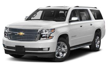 2020 Chevrolet Suburban - Summit White