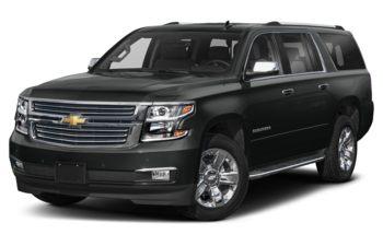 2020 Chevrolet Suburban - Shadow Grey Metallic