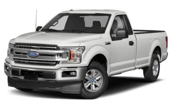 2019 Ford F-150 - Oxford White