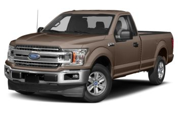 2018 Ford F-150 - White Gold