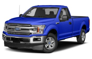 2019 Ford F-150 - Velocity Blue