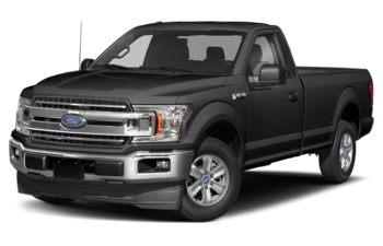 2020 Ford F-150 - Agate Black
