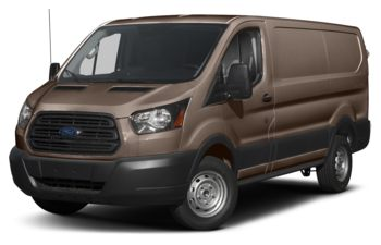 2018 Ford Transit-250 - Stone Grey Metallic
