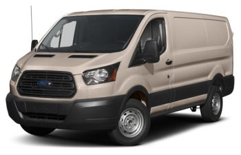 2018 Ford Transit-250 - White Gold Metallic