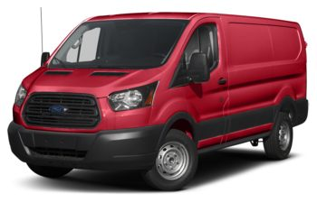 2019 Ford Transit-250 - Race Red