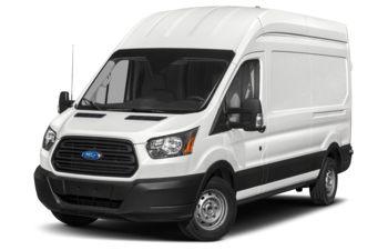 2019 Ford Transit-250 - Oxford White