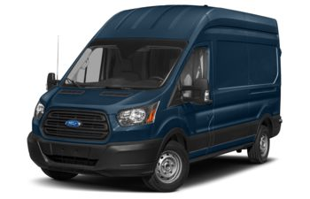 2019 Ford Transit-250 - Blue Jeans Metallic