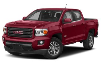 2018 GMC Canyon - Red Quartz Tintcoat