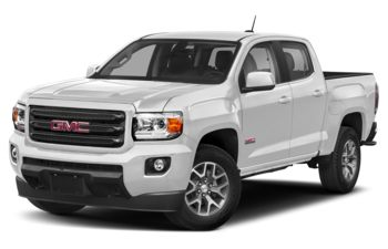 2018 GMC Canyon - Summit White