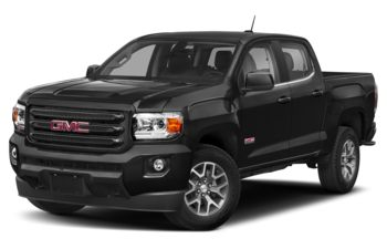 2018 GMC Canyon - Onyx Black