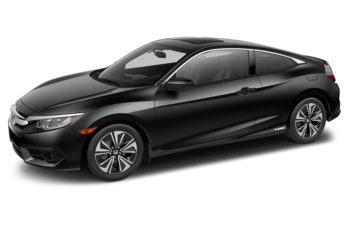 2018 Honda Civic - Crystal Black Pearl