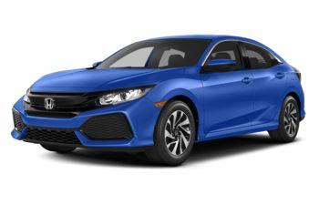 2018 Honda Civic - N/A