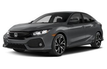 2018 Honda Civic - Polished Metal Metallic