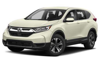2018 Honda CR-V - White Diamond Pearl