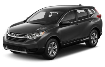 2018 Honda CR-V - Modern Steel Metallic